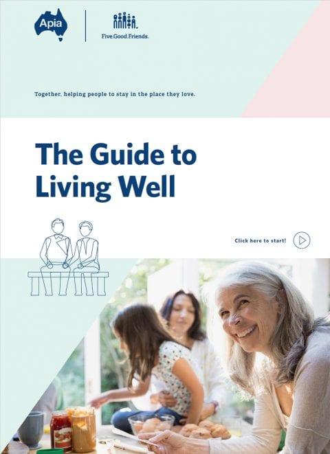 APIA The guide to living well